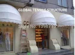 Tensile Awning Canopy Structures