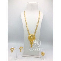 Fancy Long Necklace Set