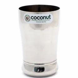 Coconut Stainless Steel B8 Glass