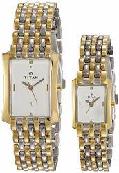 Titan Bandhan Couple Watch