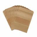Brown Kraft Paper Pouches