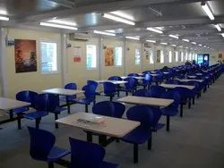 Prefabricated Canteen / Training Rooms