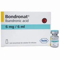 Bondronat 6 mg - Ibandronic Acid Injection