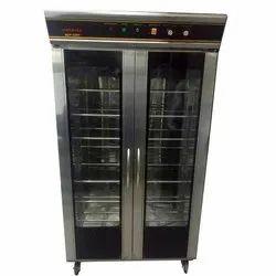 Electric Double Door Vertical Refrigerator