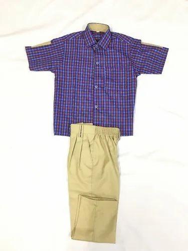 Summer Boys School Uniform