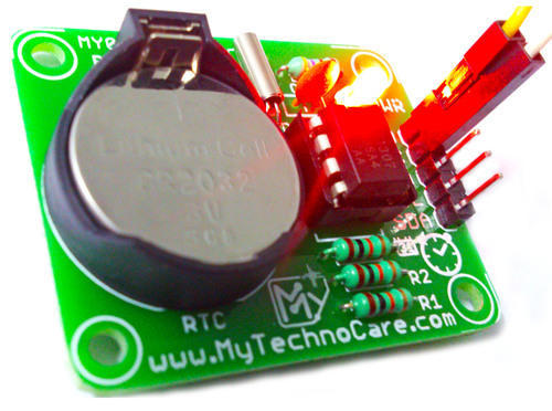 DS1307 RTC I2C Real Time Clock Module