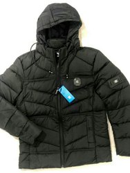 Chinese Hooded Mens Jacket