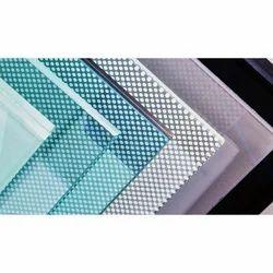 Jewel Tuf Ceramic Printed Glass for Interior Decor