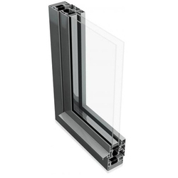 Anodized Aluminium Door Profile