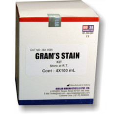 Grams Stain Kit