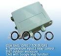 GSM Temperature Logger