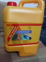 Sika Cemcrete Water Proofing Chemicals