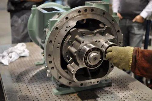 Screw Air End Repairs Air Compressor Repair Manufacturer