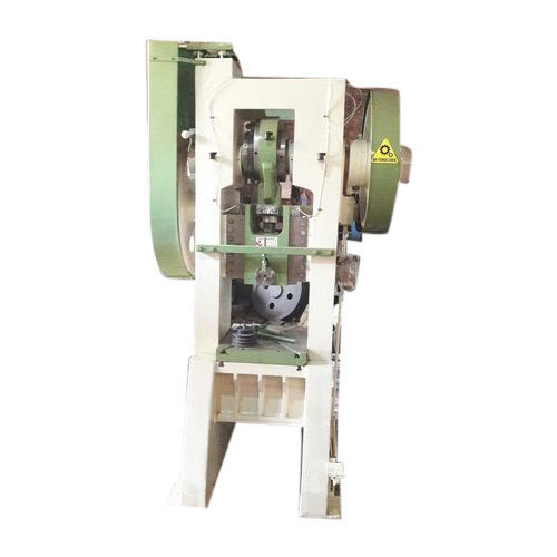 H Frame Power Press Machine, Power Press Machine - S. S. Machine ...