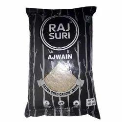 Granules Raj Suri Ajwain Seeds, For Cooking, Packaging Size: 500 g