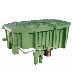 Custom Built Gear Box For Precipitator