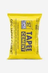 Tapee Opc Cement, Packaging Size: 50 Kg