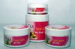 Glamour Mix Fruits Face Pack