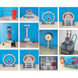 Fluid Hydraulic Machines Models
