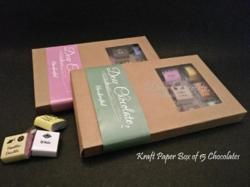 Customized Chocolates