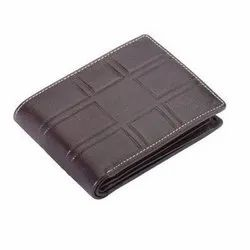 Brown PU Leather Mens Wallet