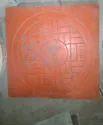 Square Manhole Plate