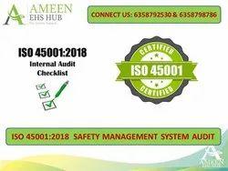 Iso 45001:2018 Safety Management System Audit