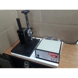 Table Top Batch Coding Machine