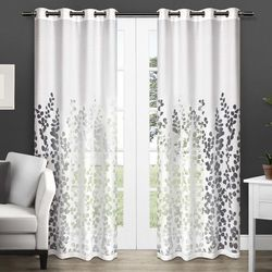 Designer Printed Curtain