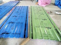 Dual Side Colour Coating Roofing Sheet