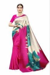 Casual Wear Digital Printed Saree