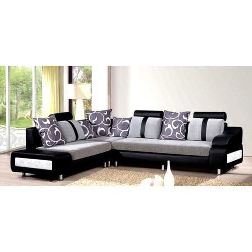 Designer Leather L Shape Sofa