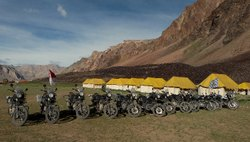 Motorcycle Tour For Leh Ladakh