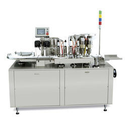 Auto Eye Drop Filling Machine