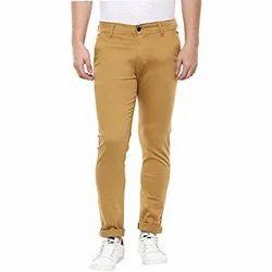 GRAND STITCH Men Cotton Trouser