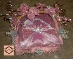 Pink Gift Wedding Trousseau Packing