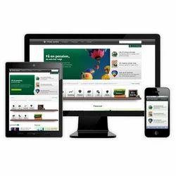 2-5 Days E-Commerce Enabled Dynamic Website Development Service