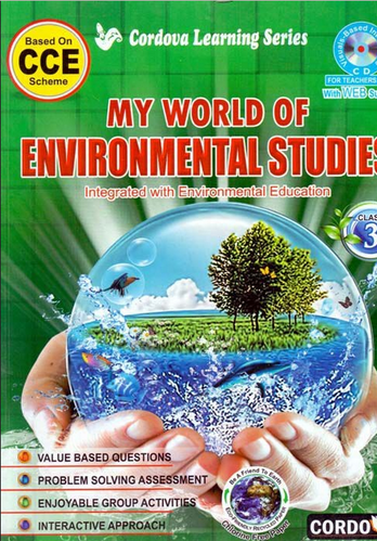 My World Of Environmental Studies 3 Book