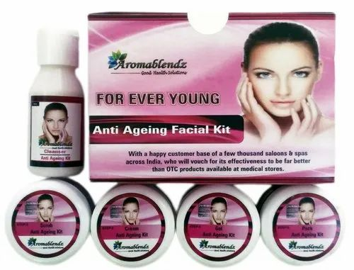 Aromablendz Skin Anti Ageing Facial Kit