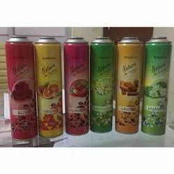 Aerosol Printed Sanitizer Cans