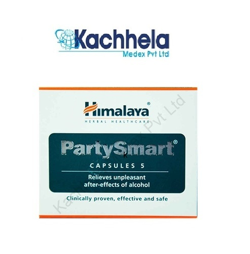 Himalaya Party Smart Capsule, Grade Standard: Food and Medicine