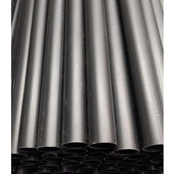 Black PVC Conduit Electrical Pipes