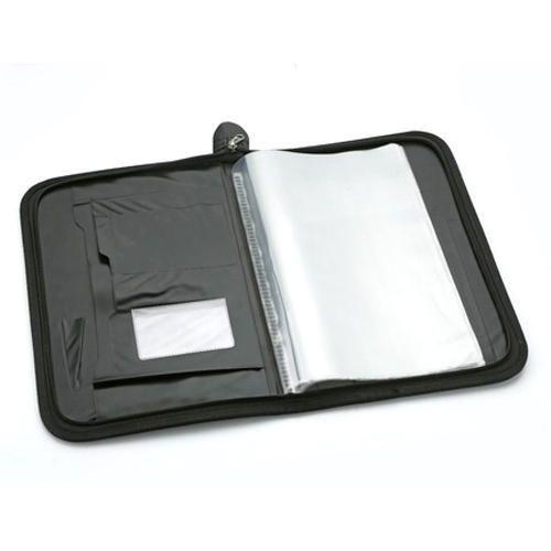 Leather Portfolio File Folder