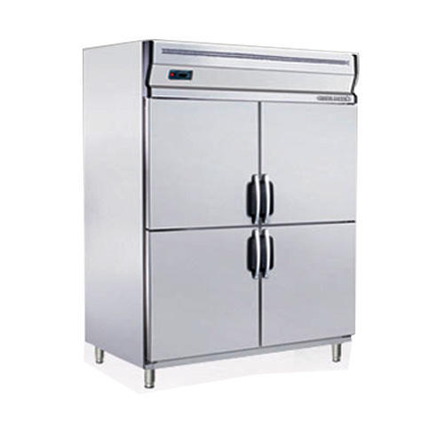 4 Door Upright Freezer Blower System