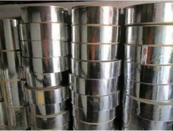 Silver Laminated Dona Paper Roll, Paper Grade: 100gsm 200gsm