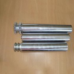 Stainless Steel Polished Roller
