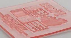 Flexo Printing Plate From Liquid Photopolymer Resin