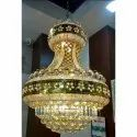 Led Hanging Ceiling Crystal Chandelier Light