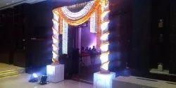 Wedding Entry Flower Decoration Services