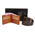 Wallet Belt Card Holder Set